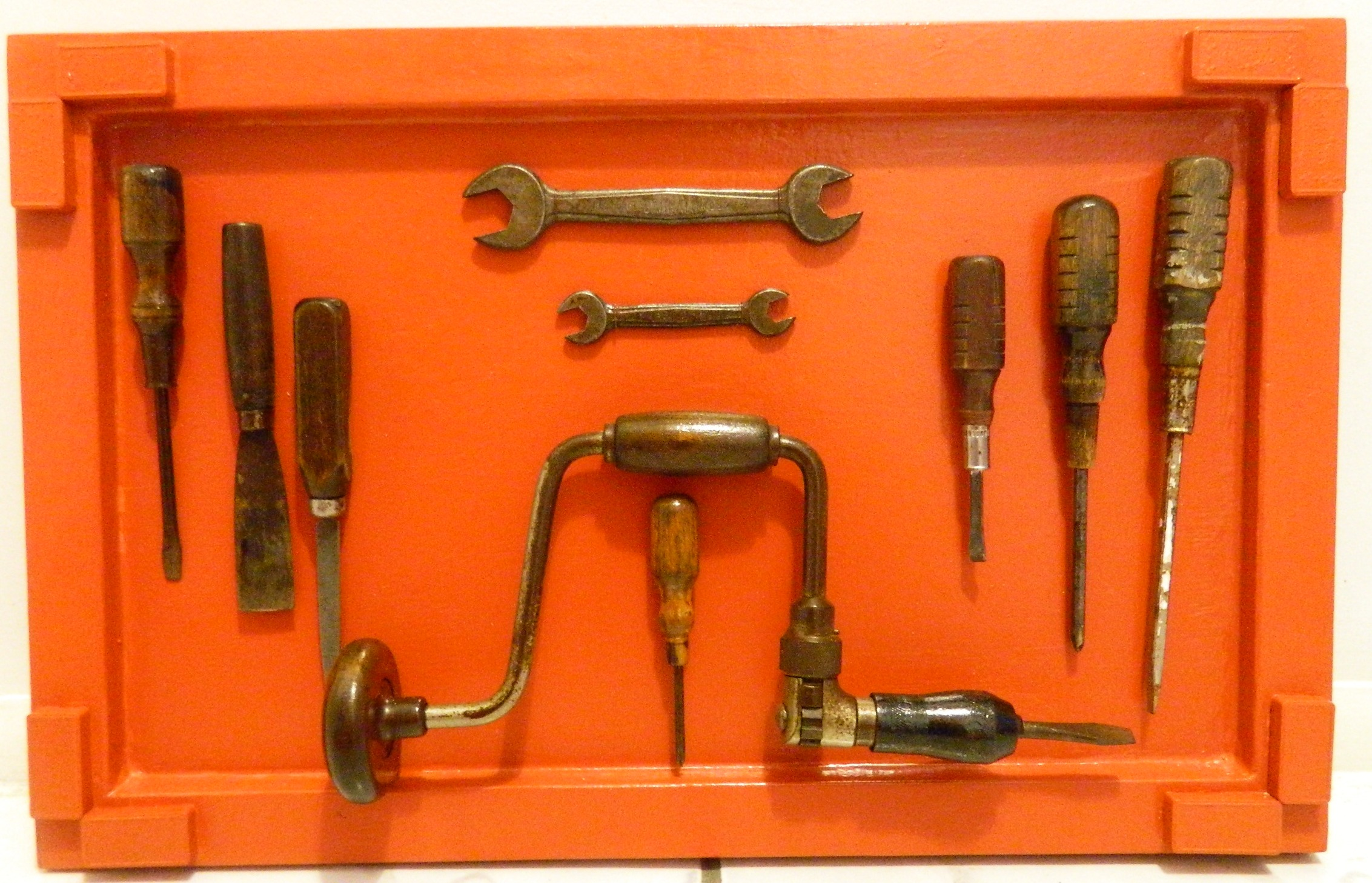 ANTIQUE TOOLS 4