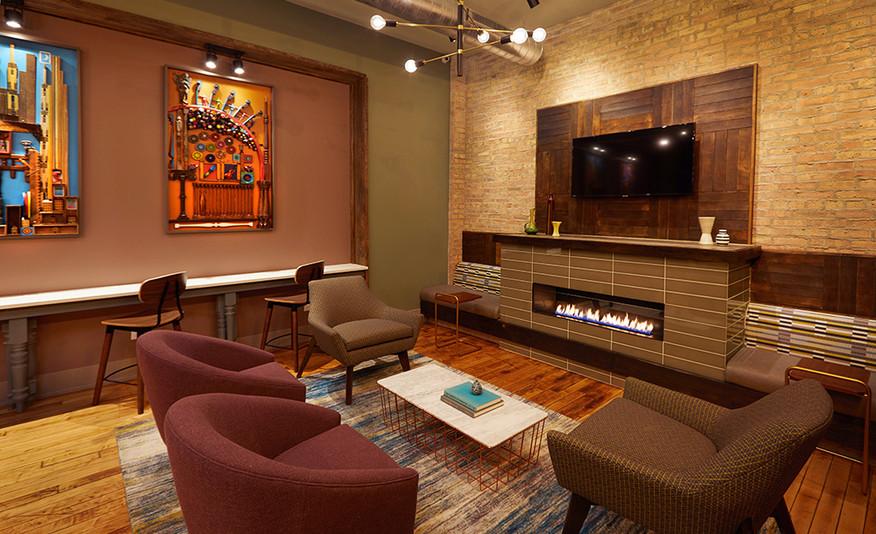 Woodworking Lofts, Loft interiors, Pilsen