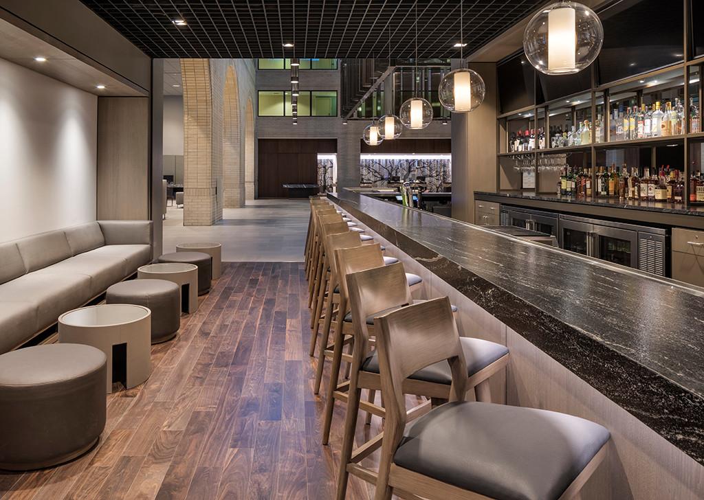 Hyatt Regency Schaumburg, Hotel Interiors, Hospitality Design, Bar