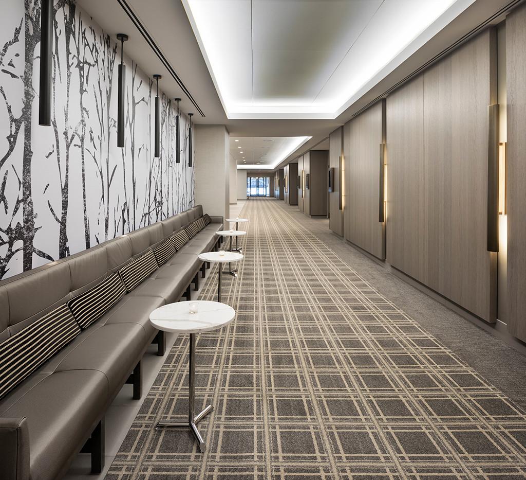 Hyatt Regency Schaumburg, Hotel Interiors, Hospitality Design