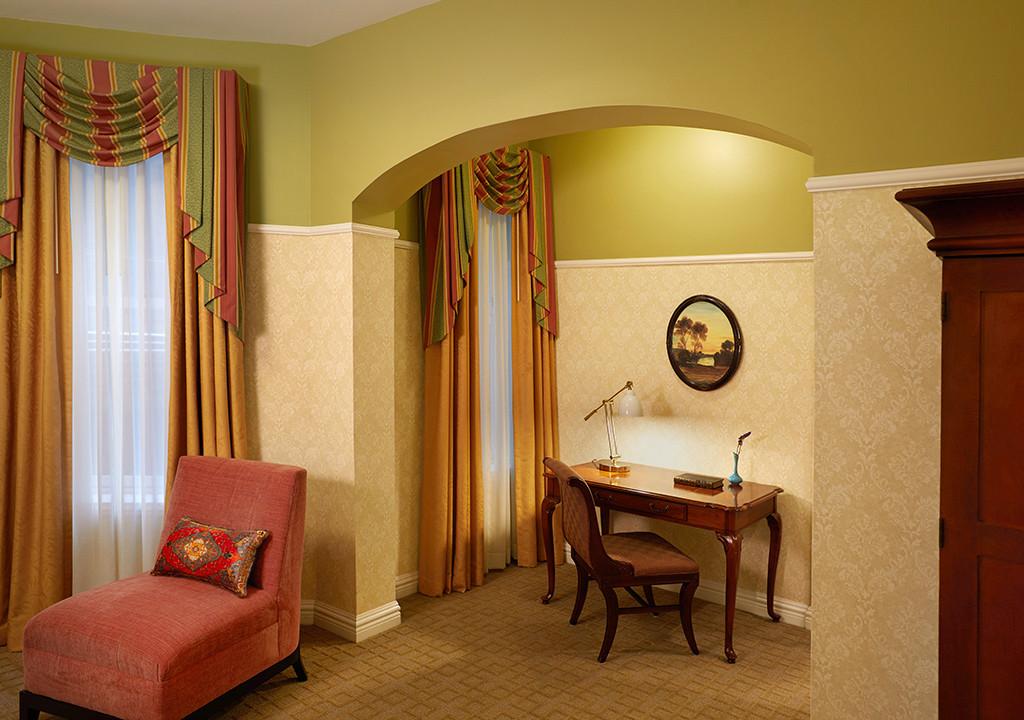 The Carleton of Oak Park, Oak Park Hotels, Boutique Design, Boutique Hotels, Hospitality Design, Hotel Interiors, Guestroom Design