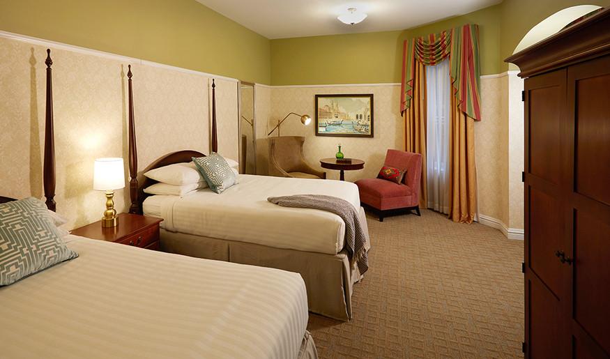 The Carleton of Oak Park, Oak Park Hotels, Hospitality Design, Hotel Interiors, Guestroom Design, Boutique Hotels, Boutique Design