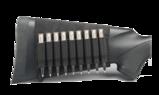 """SHE-1034 """"Butt Stock Rifle Cartridge Holder (OPEN)"""