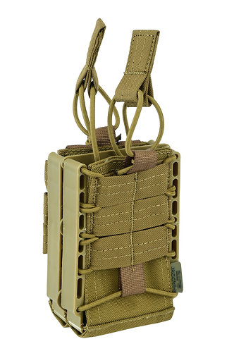 SHE-21020 Rapid Access Double Rifle Magazine Pouch