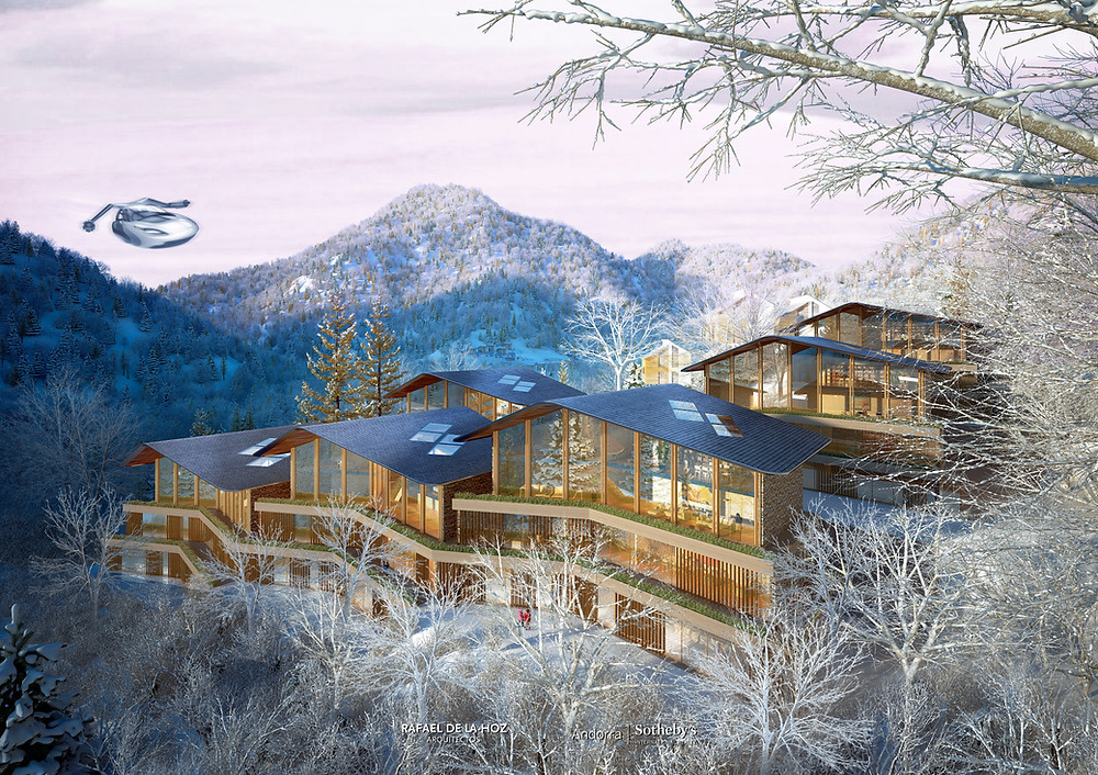 Ordino Residencial Mountain Resort