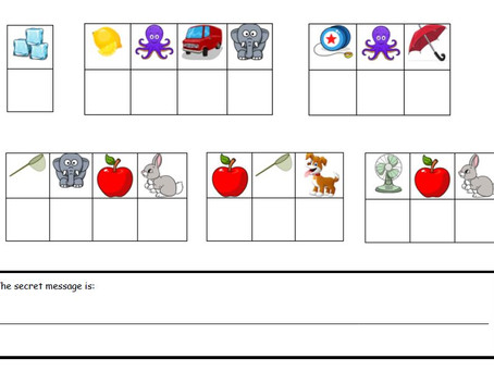 Home learning task - 2/4/20