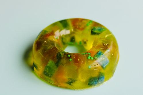 Donut soap - med