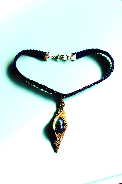 Kathryn Collar Necklace -Medium - Large