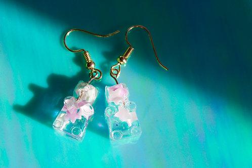 Gummy Bears - Resin with stars