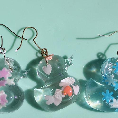 Ngaire earrings- hearts