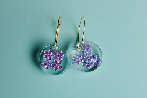 Petal Earrings- Livi Confetti