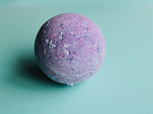 Large Round Bliss Bomb- Patchouli