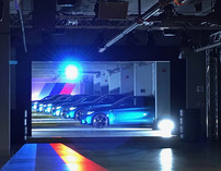 BMW INTERNATIONAL PRESS LAUNCH