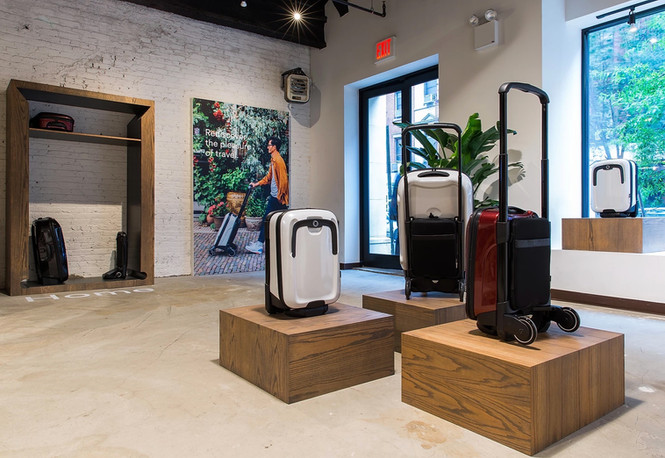 BUGABOO BOXER POP UP STORE