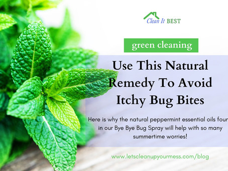 Use This Natural Remedy To Avoid Itchy Bug Bites