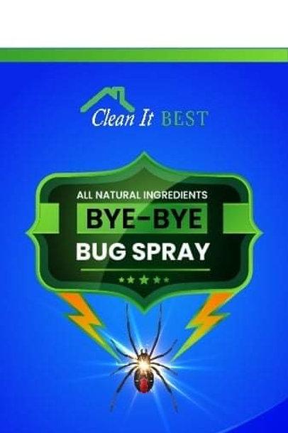 Bye Bye Bug Spray