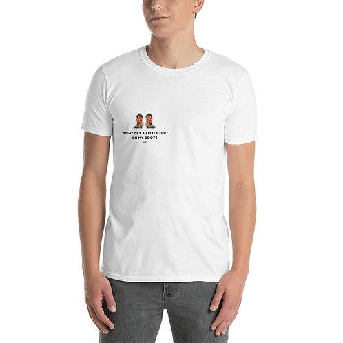 DIRTY BOOTS Short-Sleeve Unisex T-Shirt