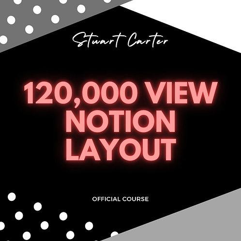 Stuart Carter Ultimate 2020 Notion Template