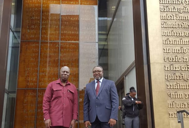 Ghana's Ambassador to the US Dr Adjei-Barwuah & NCG Executive Director visit Museum of the Bible