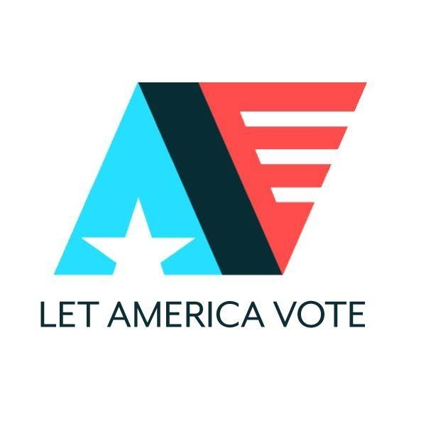 Let America Vote Square