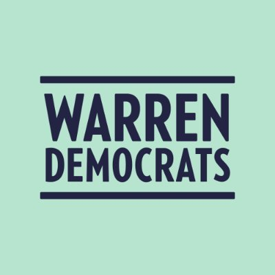 Warren Democrats Logo