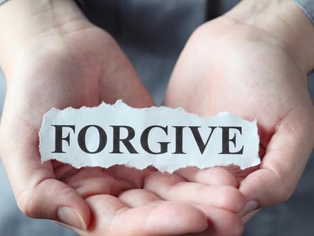 לתת סליחה