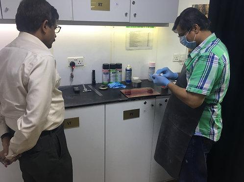 Liquid Penetrant Testing - Level I