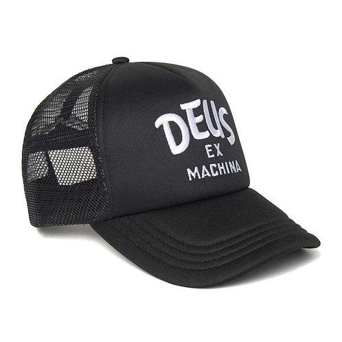 DEUS CURVY TRUCKER (BLACK)