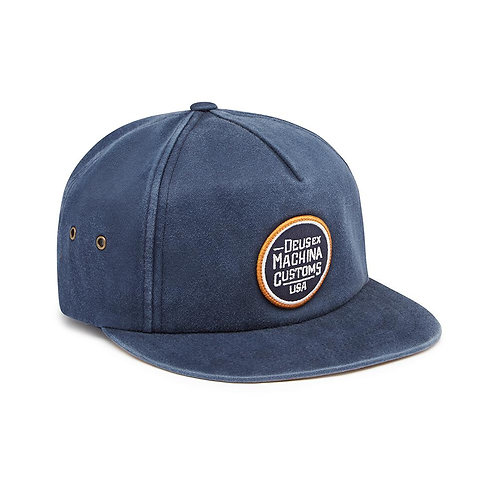 DEUS CLAY CAP (ESTATE BLUE)
