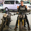 STKD Surf Moto Custom's Begining of Journey