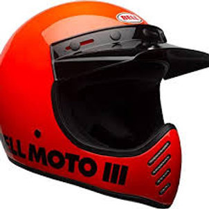 BELL MOTO 3 ORANGE