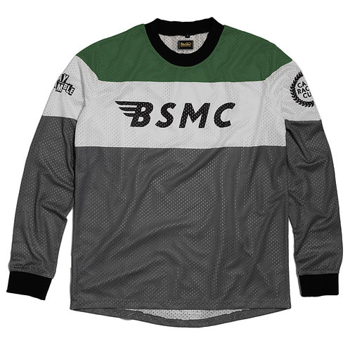 BIKE SHED LS RACER JERSEY