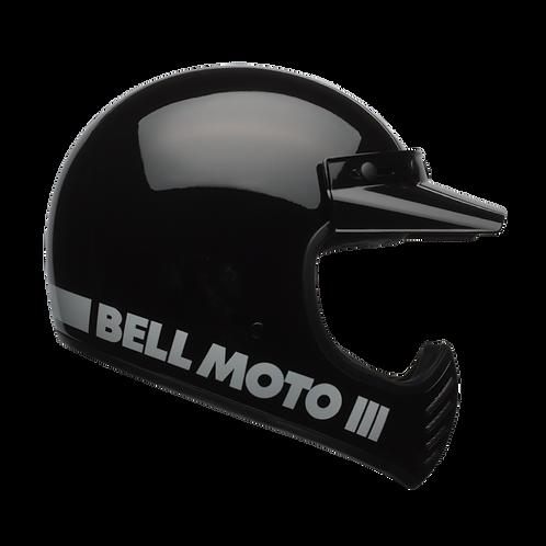MOTO-3 CLASSIC BLACK