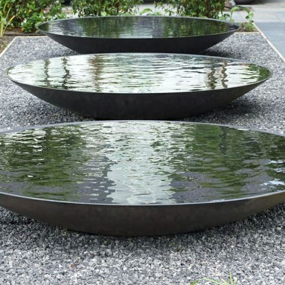 Water feature Pot