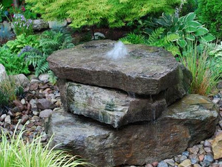 Custom Water Feature Designs