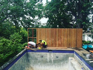 Pool construction and renovation