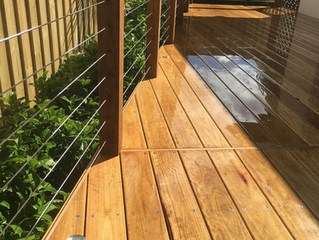 Using Timber to Enhance your Landscape