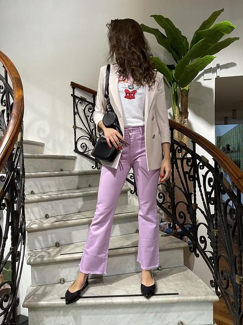 Pantalone Orchidea A Trombetta