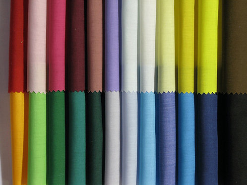 The Carlton Academy - Polyester/cotton by the metre