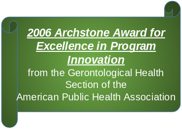 2006 Archstone Award