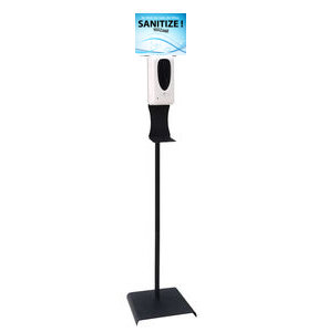 CleanzStation Touchless Floor Stand Model E
