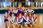 Bishop Schad Lions Cheerleaders