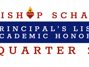 Honor Roll - Q2