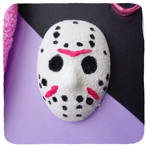 Hockey Mask/Friday the 13th Bath Bomb
