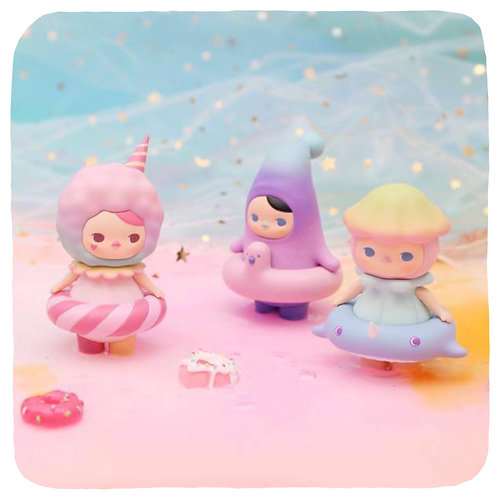 Pucky Pool Babies Pop Mart Blind Box