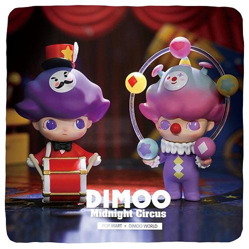 Dimoo X Pop Mart Midnight Circus Blind Box