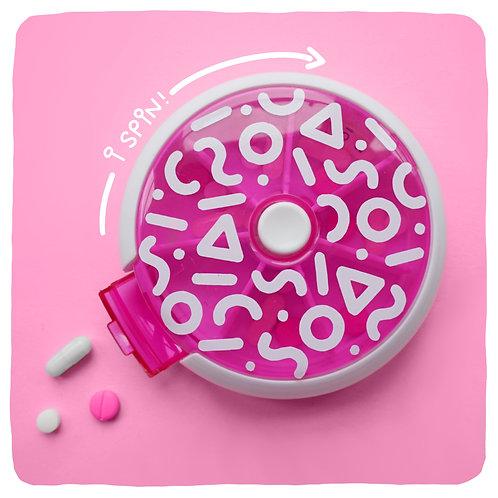 Wiggle Pill Organiser