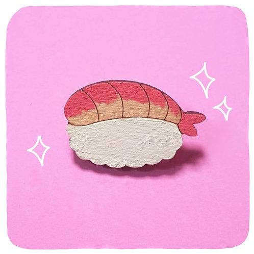 Sushi (Nigiri) Brooch
