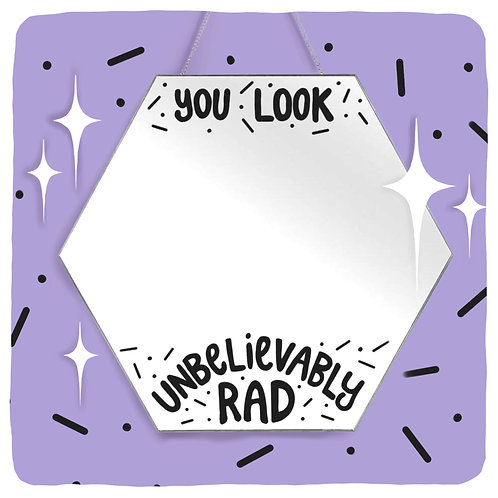 RAD Hanging Mirror