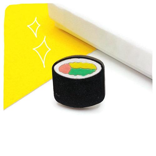 Sushi (Maki) Brooch